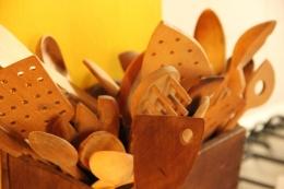 Mestoli di legno